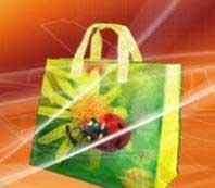 Bao bì màng ghép shopping